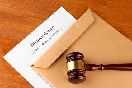 Divorce decree modification paperwork for NY