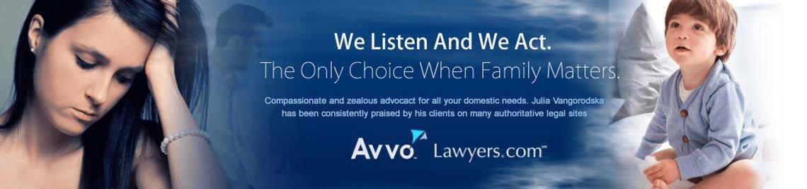 New York Divorce Lawyer  NYC Family Attorney Julia Vangorodska