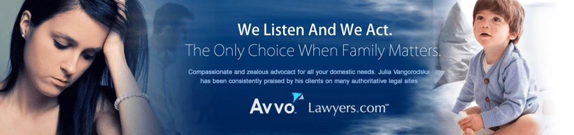 New York Divorce Lawyer - Vangorodska Law Firm