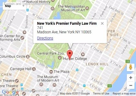 Legal separation in ny separation agreement new york new yorks premier family law firm platinumwayz