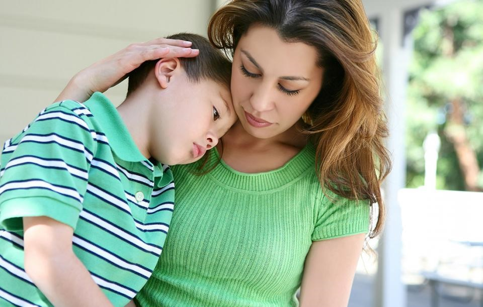 how the mother son relationship contributes to divorce