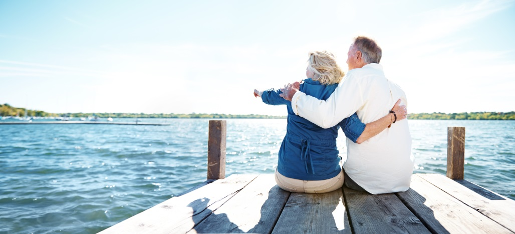divorce during retirement